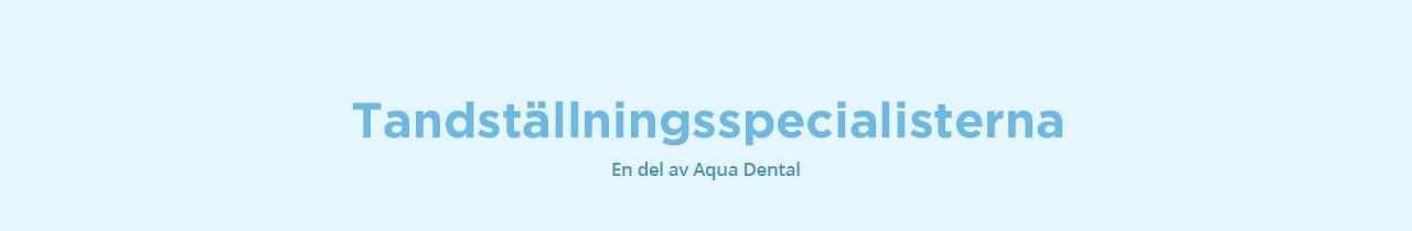 Tandställningsspecialisterna